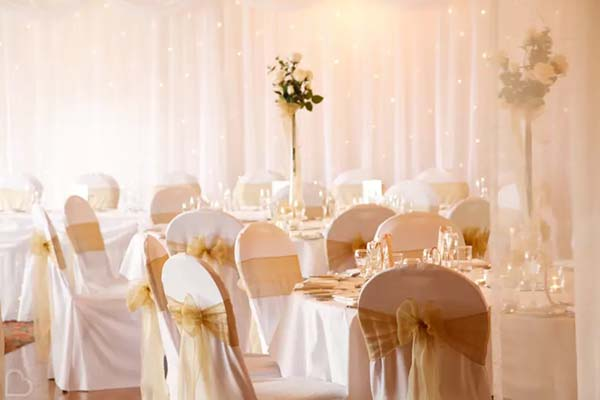 Alexander Suite Wedding Venue at The Kingswood Hotel Burntisland Fife