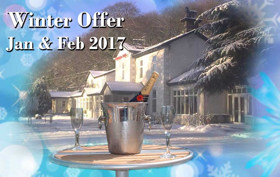 Accommodation special offers for January and February 2017 at THe Kingswood Hotel Burntisland Fife Scotland