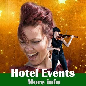 Events on at The Kingswood Hotel Burntisland Fife Scotland