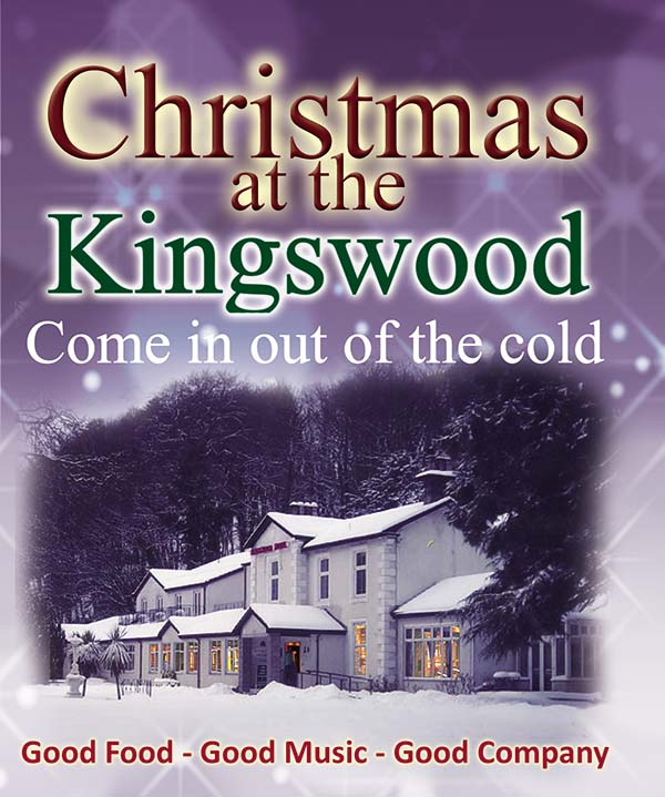 Christmas at THe Kingswood Hotel Burntisland Fife Scotland