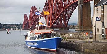 Cruises on the Firth of Forth