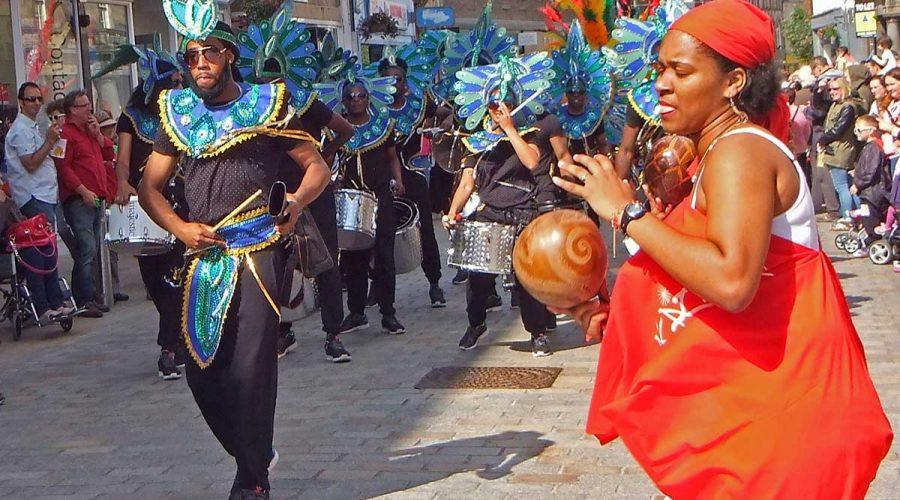 Carnival in Kirkcaldy
