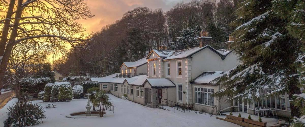 The Kingswood Hotel Burntisland Fife Winter and Christmas Accommodation and events.