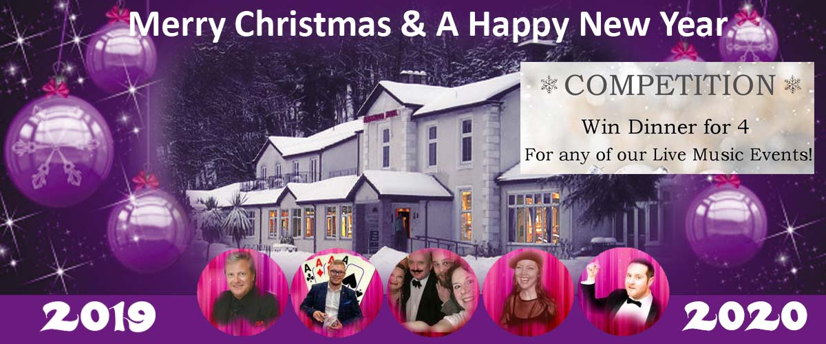 Christmas Events at The Kingswood Hotel Burntisland Fife