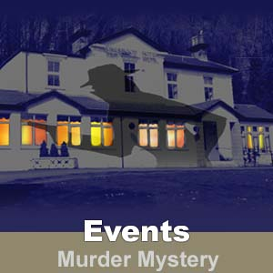 Murder Mystery Dining Experience at The Kingswood Hotel Burntisland Fife Scotland