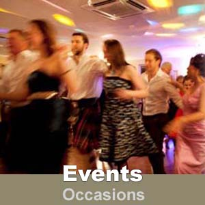 Celebrate all your special occasions at The Kingswood Hotel Burntisland Fife Scotland
