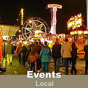 Local events in Fife near the Kingswood Hotel