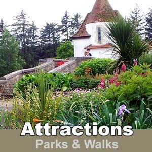 Attractions - Parks and Walks in Fife