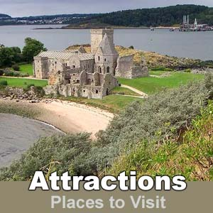 Attractions - Places to visit in Fife