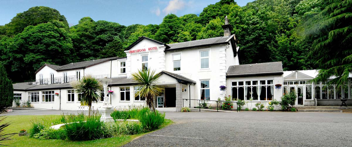The Kingswood Hotel Burntisland Fife Scotland
