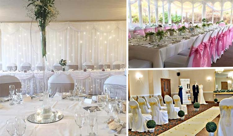 Wedding OPen Day at THe Kingswood Hotel, Burntisland, Fife, Scotland.