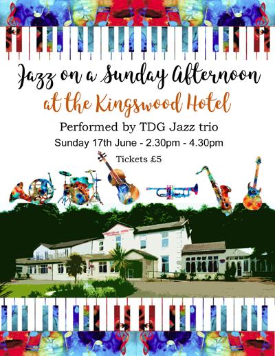 Tdg Jazz at The Kingswood Hotel Burntisland Fife