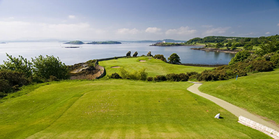Golf Tour Fife: The Kingswood Hotel Golf Tours Aberdour Golf Course Fife