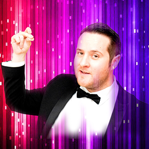 Michael Bublé tribute act at The Kingswood Hotel Burntisland Fife