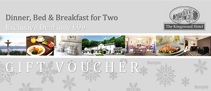 Hotel Vouchers for stay in Fife