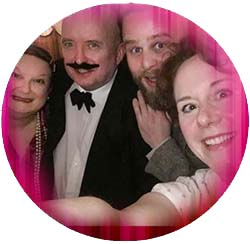 Murder Mystery Nights for Christmas at The Kingswood Hotel Burntisland Fife