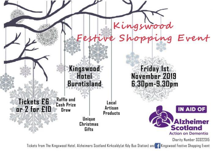 Kingswood Festive Shopping Event