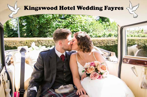 Kingswood Hotel Wedding Venue Wedding Fayres Burntisland Fife