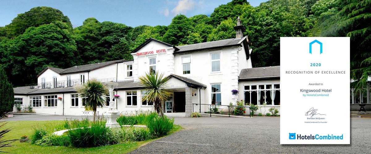The KIngswood Hotel is open again from the 20th of July