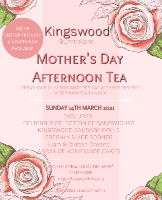 Mother's Day 2021 Tea in Box Offer