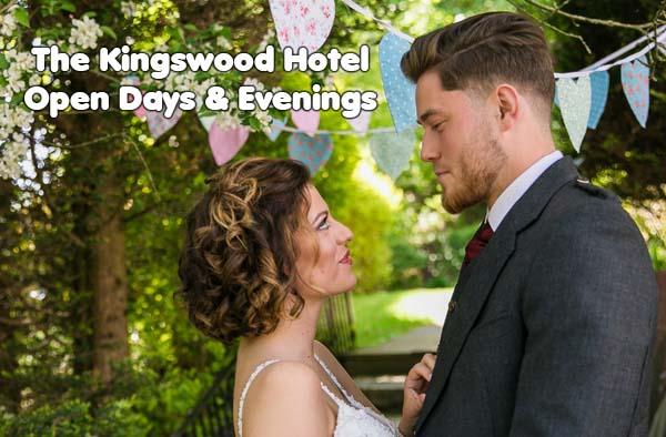 The Kingswood Hotel Open Days and Evenings